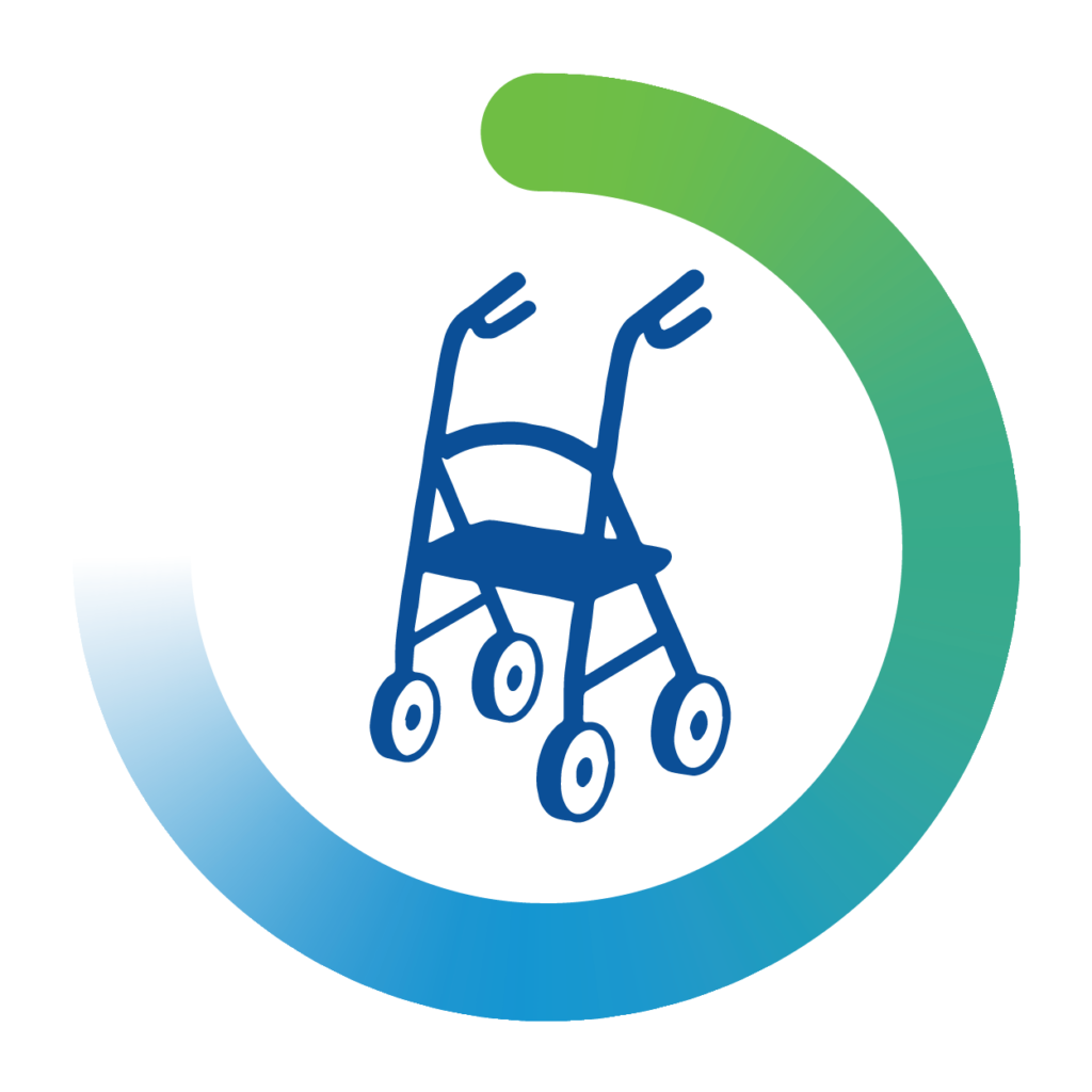walking aids logo